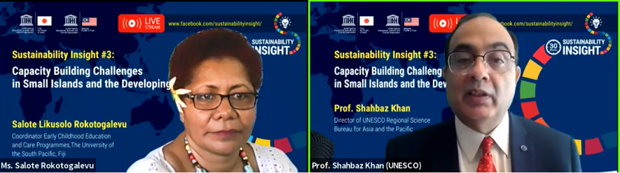 Sustainability Insight #3: Building Capacity Challenges in Small island Developing States