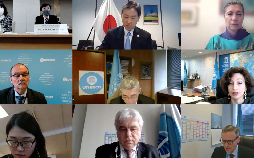 UNESCO-Japan Annual Review Meeting